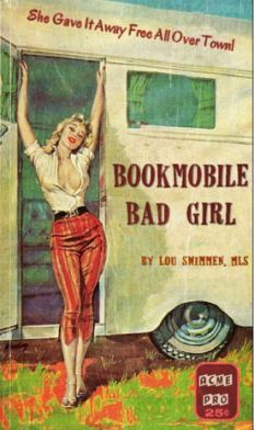 Image result for bookmobile bad girl